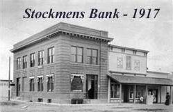 Stockmens Bank 1917